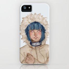 Hyuga iPhone Case