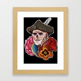 John Hancock (Black BG) Framed Art Print