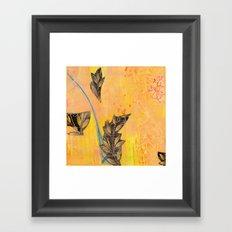 Autumn Air Framed Art Print