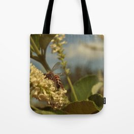Bumbling About Tote Bag