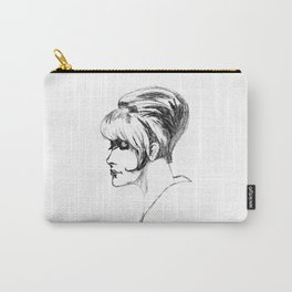My Mama's Drawing 1968 Carry-All Pouch