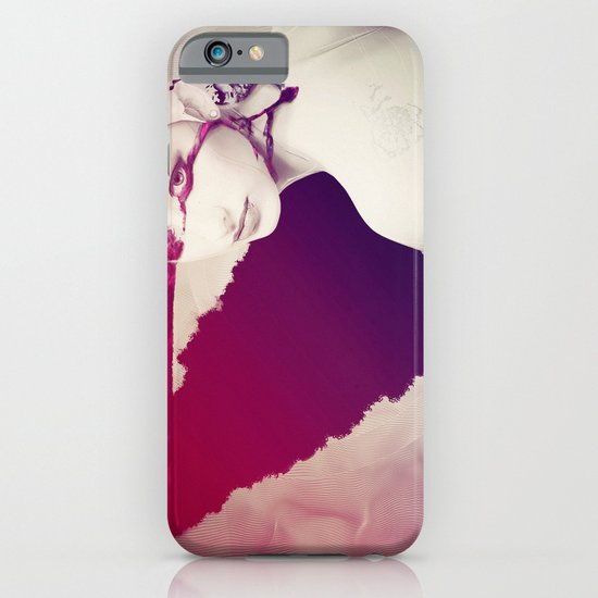 The Soul - generative mix iPhone & iPod Case