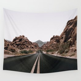 Road Trip / Valley of Fire Wall Tapestry