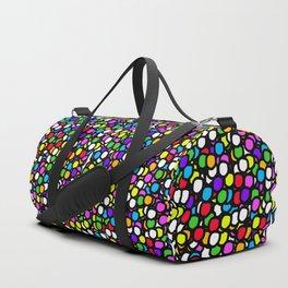 Bubble GUM Colorful Balls Duffle Bag