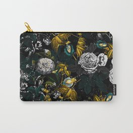 EXOTIC GARDEN - NIGHT Carry-All Pouch