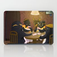 poker iPad Cases featuring Poker by happymiaow