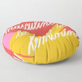 Girls & Boys Floor Pillow