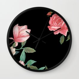 Be at one with Nature Wall Clock