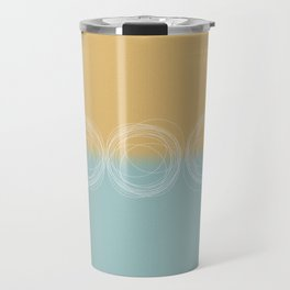 Scribbles Travel Mug