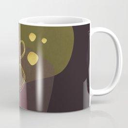 Modern minimal forms 56 Coffee Mug