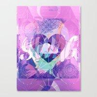 swag Canvas Prints featuring Swag by Zilmari