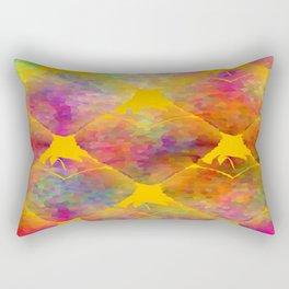 Berry Hearts Rectangular Pillow