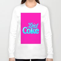 coke Long Sleeve T-shirts featuring COKE >>> 1991 by Mark Mayr