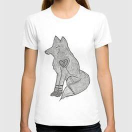 Fox Labyrinth T-shirt