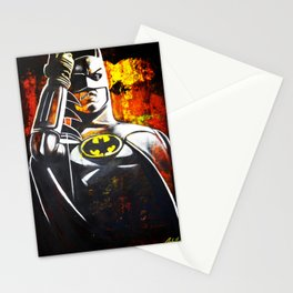 I AM THE NIGHT II Stationery Cards