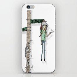 woodward. iPhone Skin