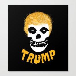 Trumpzig Canvas Print