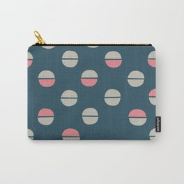 Acorns pattern funky Carry-All Pouch