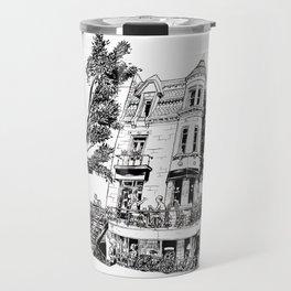Fantasy of Saint Denis and Roy Travel Mug