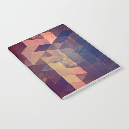 byyk hymm Notebook