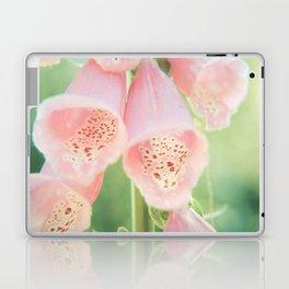 Pastel Foxgloves Laptop & iPad Skin