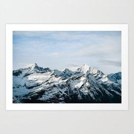Mountain #landscape photography Art Print