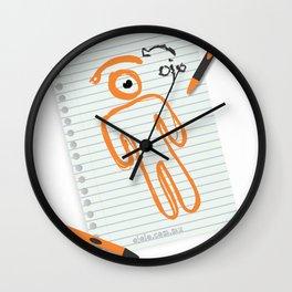 cr.eye.on Wall Clock