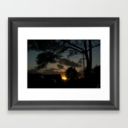 California Dream Framed Art Print