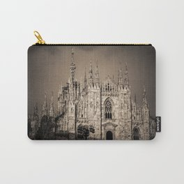 Duomo of Milan, Cathedral in the center of Milan Carry-All Pouch