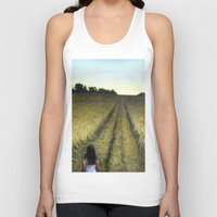 wander Tank Tops featuring Wander by Michael Paige Glover