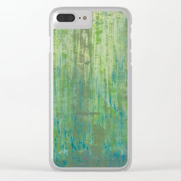 Simon Carter Painting Welcome To Brasil Clear iPhone Case