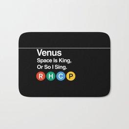 Subway to Venus Bath Mat