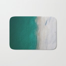 Fantastic Ocean Beach Bath Mat
