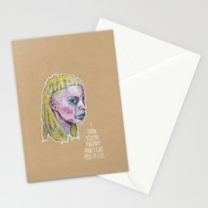 Yo-Landi Visser Stationery Cards