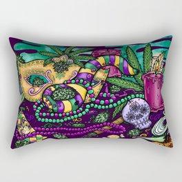 Fat Bowl Tuesday Rectangular Pillow