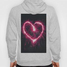 Firework Heart (Color) Hoody