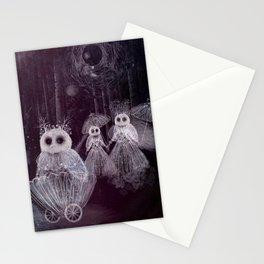 secret ceremony Stationery Cards