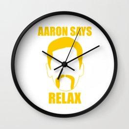 Green Bay Football Gifts Wall Clock