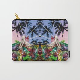 Animal Baroque Carry-All Pouch