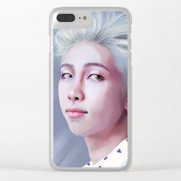 RAPMONSTER BTS Clear iPhone Case