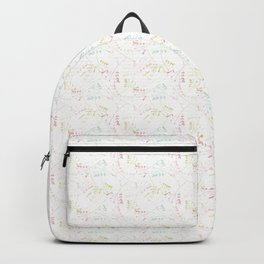 Rose-bouquet: Breeze Backpack