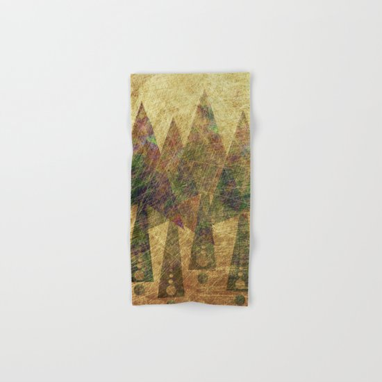 Pineal Expansion Hand & Bath Towel