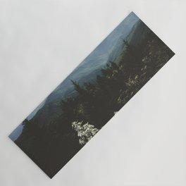 Smoky Mountains - Nature Photography Yoga Mat