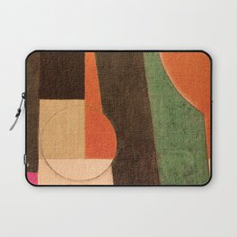 Soccer in the Sand Laptop Sleeve