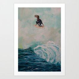 Volare Art Print