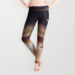 Remember to explore - text version Leggings