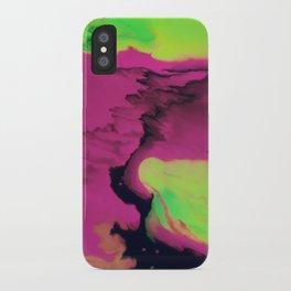 Cosmic Clouds iPhone Case