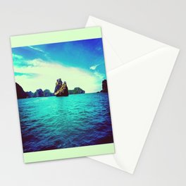 The Many Wonders of The World Stationery Cards