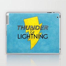 Thunder & Lightning Laptop & iPad Skin