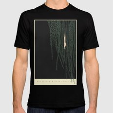 Withering Willows.Part III Mens Fitted Tee Black MEDIUM